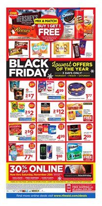 Cheese deals in the Rite Aid weekly ad in Johnstown PA