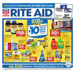 Rite Aid deals in the Sterling VA weekly ad