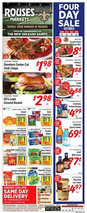 New deals in the Rouses weekly ad in Lafayette LA