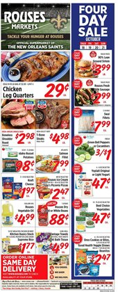 Grocery & Drug deals in the Rouses weekly ad in Lafayette LA