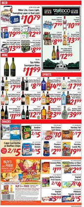 Beer deals in the Rouses weekly ad in Lafayette LA
