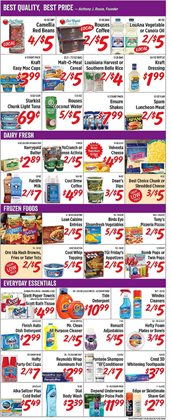 Tide deals in the Rouses weekly ad in Lafayette LA