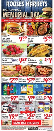 Rouses deals in the Lafayette LA weekly ad