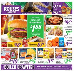 Rouses catalogue ( Published today )