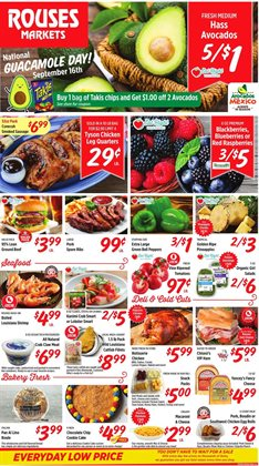 Rouses catalogue ( 3 days left )