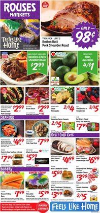 Grocery & Drug offers in the Rouses catalogue in Mobile AL ( Published today )