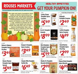 Grocery & Drug deals in the Rouses catalog ( 4 days left)