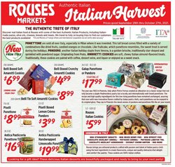 Grocery & Drug deals in the Rouses catalog ( 10 days left)