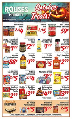 Rouses deals in the New Orleans LA weekly ad