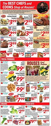 Rouses Food Store Weekly Ad