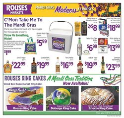 Rouses deals in the Houma LA weekly ad