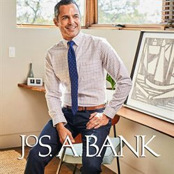 JoS. A. Bank catalogue in Richardson TX ( More than a month )