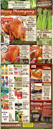 Roth's Fresh Markets deals in the Salem OR weekly ad