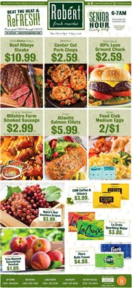 Robert Fresh Market catalogue ( 3 days left )