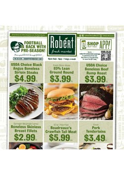Grocery & Drug deals in the Robert Fresh Market catalog ( 1 day ago)