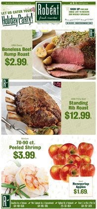 Robert Fresh Market deals in the New Orleans LA weekly ad