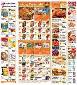 Rochebros deals in the Needham MA weekly ad
