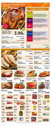 Rochebros deals in the Boston MA weekly ad
