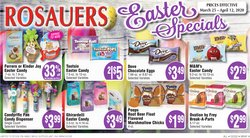 Grocery & Drug offers in the Rosauers catalogue in Yakima WA ( 3 days left )