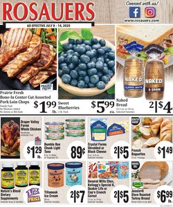 Grocery & Drug offers in the Rosauers catalogue in Yakima WA ( 1 day ago )