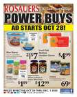 Grocery & Drug offers in the Rosauers catalogue in Yakima WA ( 2 days left )