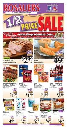 Rosauers deals in the Rosauers catalog ( 2 days left)