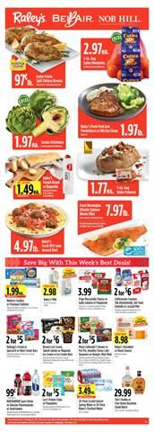 Bel Air Markets Sacramento 1301 Florin Rd Store Hours Deals