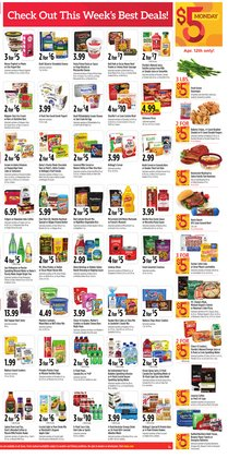 Bel Air Markets catalogue ( Expires today )