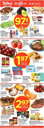 Grocery & Drug offers in the Nob Hill catalogue in Daly City CA ( Expires tomorrow )