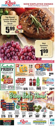 Ray's Food deals in the Ray's Food catalog ( 2 days left)