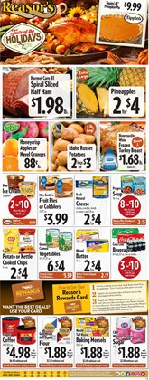 Reasors catalogue ( Expires today )
