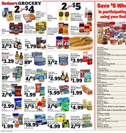 Bags deals in the Redner's Warehouse weekly ad in Lancaster PA