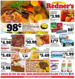 Cheese deals in the Redner's Warehouse weekly ad in Lancaster PA