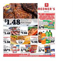 Redner's Warehouse deals in the Reading PA weekly ad