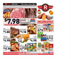 Grocery & Drug offers in the Redner's Warehouse catalogue in Reading PA ( Published today )