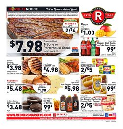 Grocery & Drug offers in the Redner's Warehouse catalogue in Wilkes Barre PA ( Expires tomorrow )