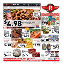 Grocery & Drug offers in the Redner's Warehouse catalogue in Phillipsburg NJ ( 3 days left )