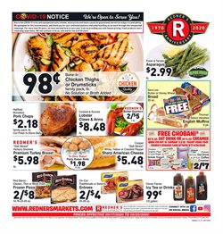 Redner's Warehouse catalogue ( 2 days ago )
