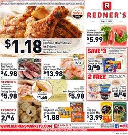 Redner's Warehouse deals in the Redner's Warehouse catalog ( Expires today)