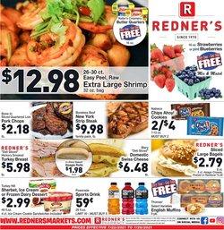 Grocery & Drug deals in the Redner's Warehouse catalog ( 2 days left)