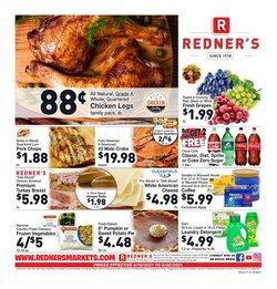Redner's Warehouse deals in the Redner's Warehouse catalog ( 3 days left)