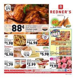 Grocery & Drug deals in the Redner's Warehouse catalog ( 4 days left)