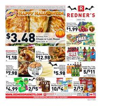 Grocery & Drug deals in the Redner's Warehouse catalog ( Published today)