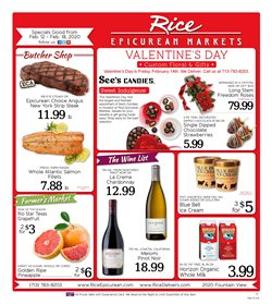 Rice Epicurean catalogue in Houston TX ( Expires tomorrow )