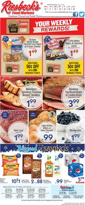 Riesbeck deals in the Follansbee WV weekly ad