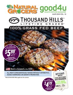 Natural Grocers deals in the Grand Forks ND weekly ad