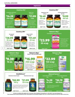 Natural Grocers deals in the Fargo ND weekly ad