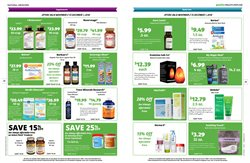 Gel deals in the Natural Grocers weekly ad in Idaho Falls ID