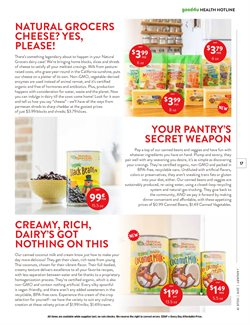 Water deals in the Natural Grocers weekly ad in Kansas City MO