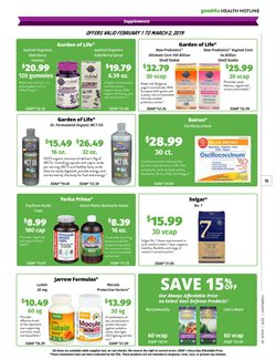 Keys deals in the Natural Grocers weekly ad in Oklahoma City OK